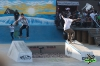 Dueling Skateboards