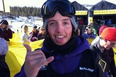 2012 US Snowboarding Grand Prix Mammoth Mountain