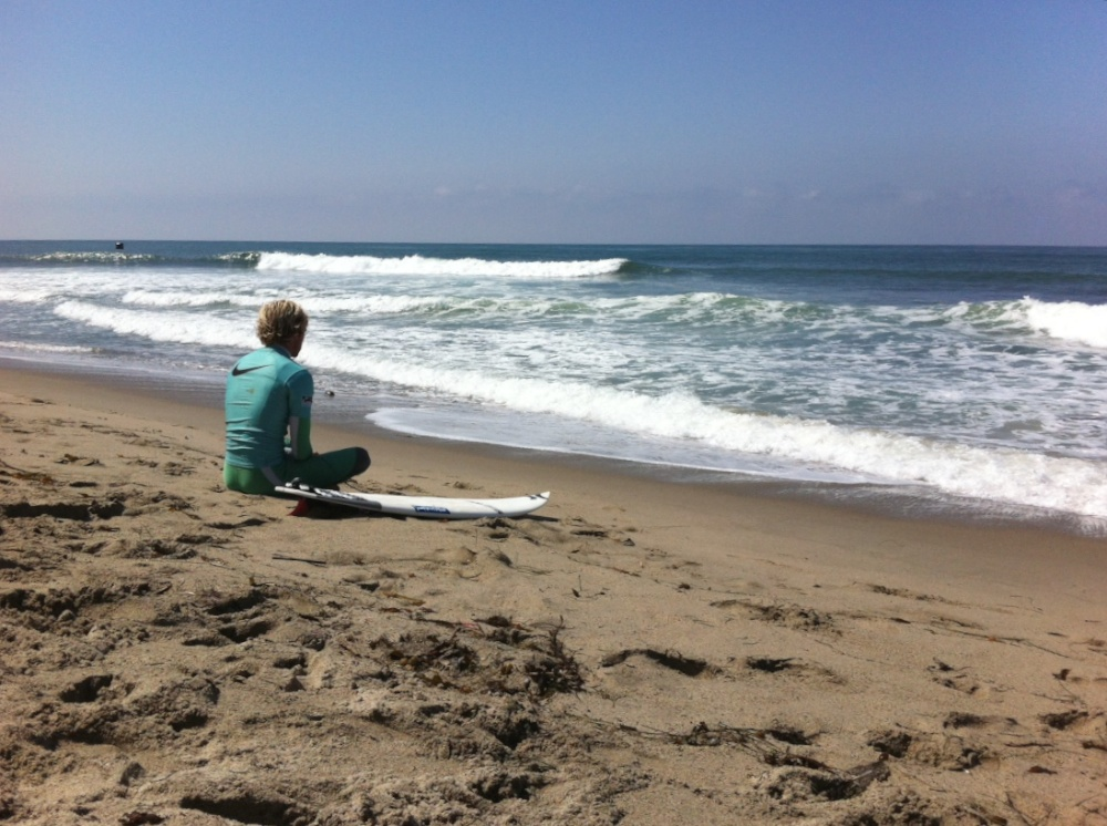The Solitude of Trestles