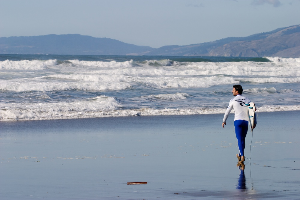 You Paddle Out Alone