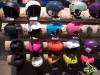 Red\'s Rainbow of Helmets