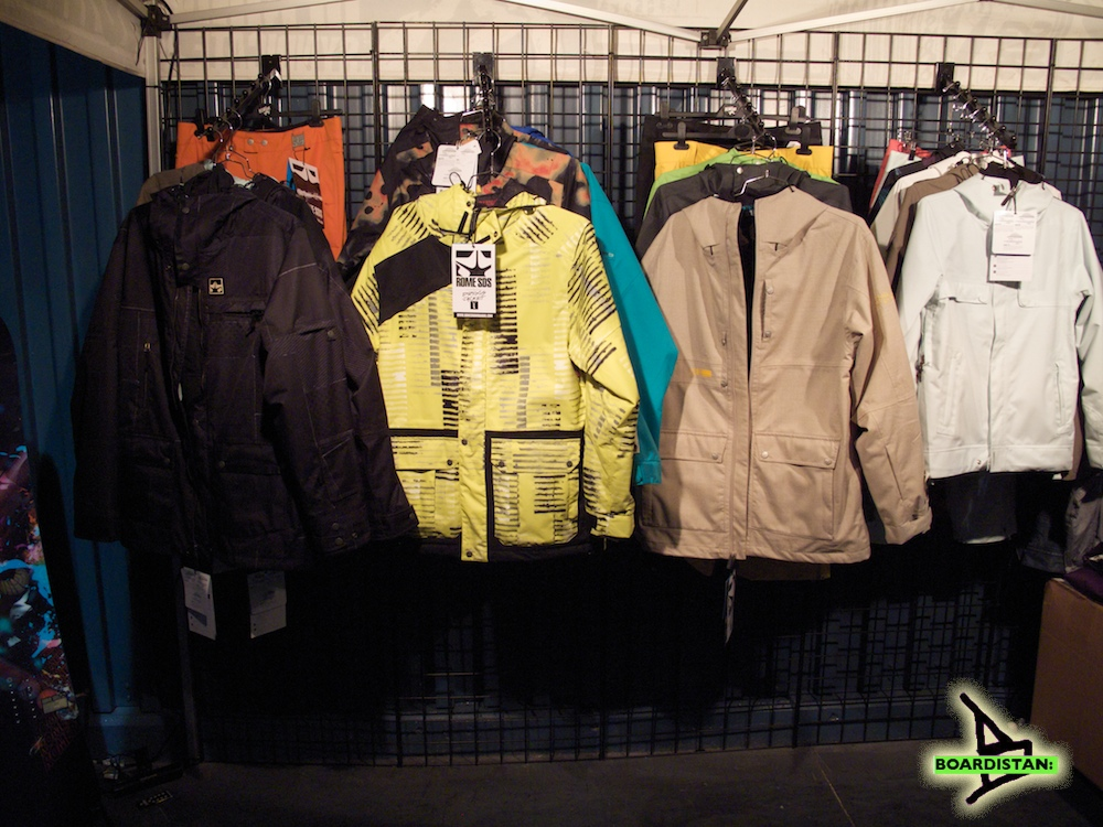 Rome SDS Outerwear