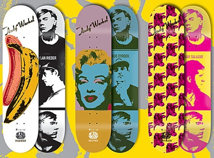 Andy-Warhol-X-Alien-Workshop-Skate-Decks-01
