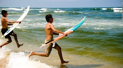 Gazasurf