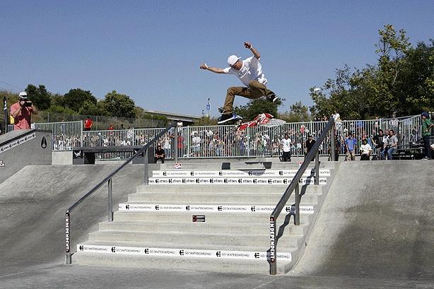 Ryan Sheckler's Skate For A Cause