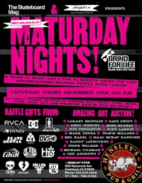 Maturday Nights Flier#1