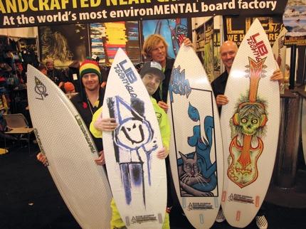 Libtech Surf