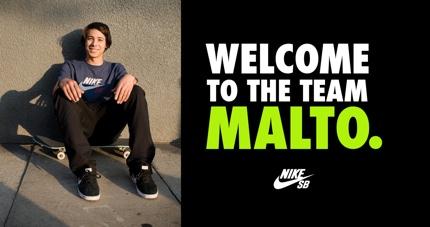 Malto Announcement Large