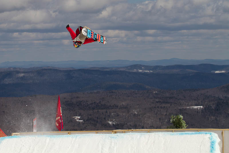 Anderson Toutant Top Us Open Slopestyle