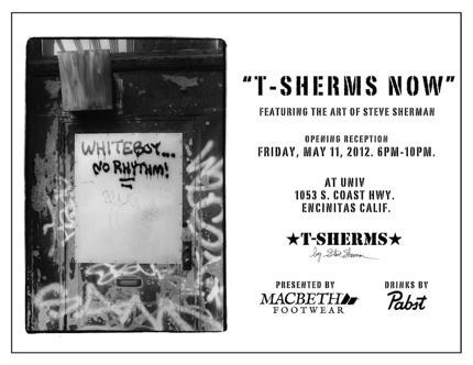 Sherm Eventflyer