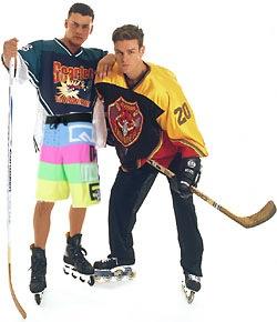 Quiksilver X National Hockey League