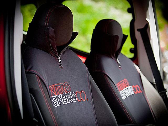 Fiat Nitro Snowboard Company