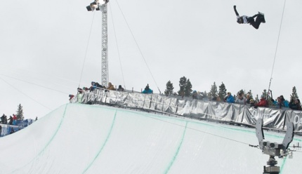 Shaun White Mens Snb Pipe Final Dew Tour Ion Championships Breckenridge 01