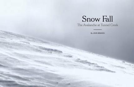 Snow Fall Nyt