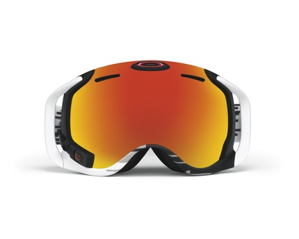 2 Airwave Goggle Front Fire Irid