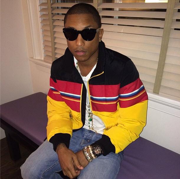 Burton pharrell rapper s eco delight - Pharrell williams design ...