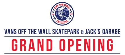 Vansoffthewallskatepark Grandopening