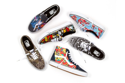 Vans-X-Star-Wars Classics-Footwear-Collection