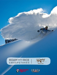 Travis-Rice-Roam-Sweepstakes-Wyoming