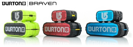 Burtonspeakers Lineup W-Logo