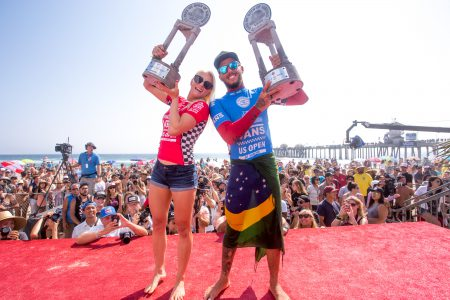 2016 Vans US Open of Surfing, Huntington Beach, California